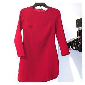 Tobi 3/4 sleeve sheath dress small fits xxs